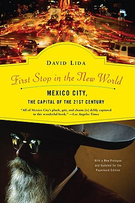 First Stop in the New World By Lida, David